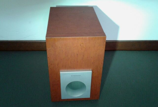 Pioneer subwoofer per stereo