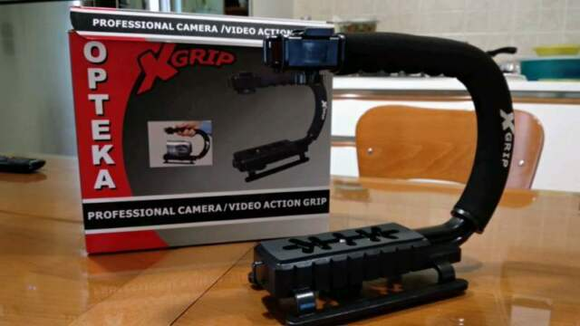 Professional Camera/Video Action Grip