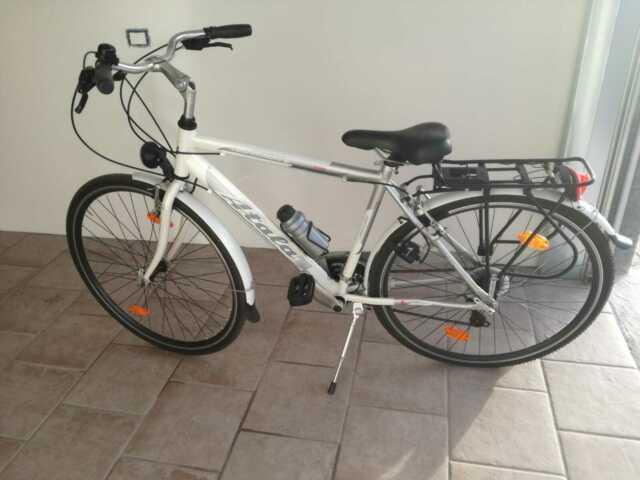 "Bici Atala Discovery 21 Man 28"" COME NUOVA"