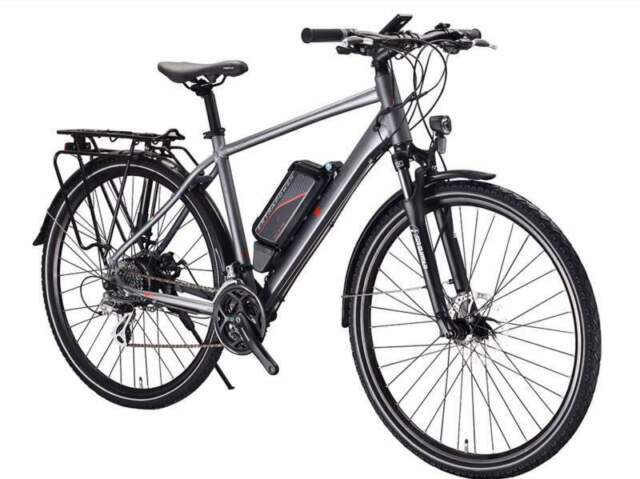 Bici elettrica trek ztech nuove