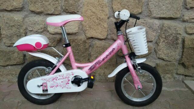 """Bicicletta 14"""" da bambina"""