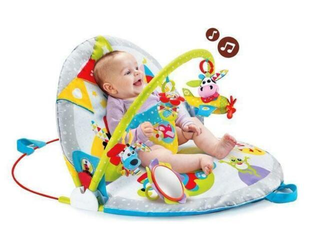 Palestra Giostra Per Bambini A 3 Fasi Yookidoo