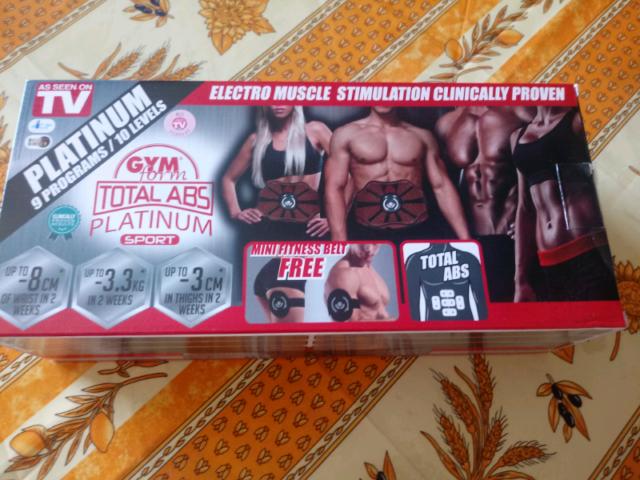 Total abs platinum