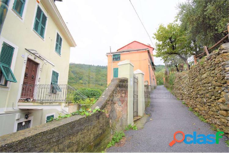 Genova Sant'Antonino Appartamento in Vendita