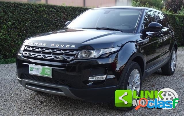 LAND ROVER Range Rover Evoque diesel in vendita a Poggibonsi