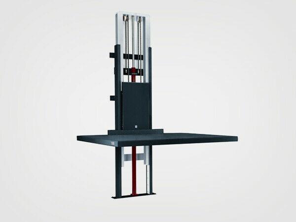 Montacarichi Elevatore Portata 300 Kg Monofase Posot Class