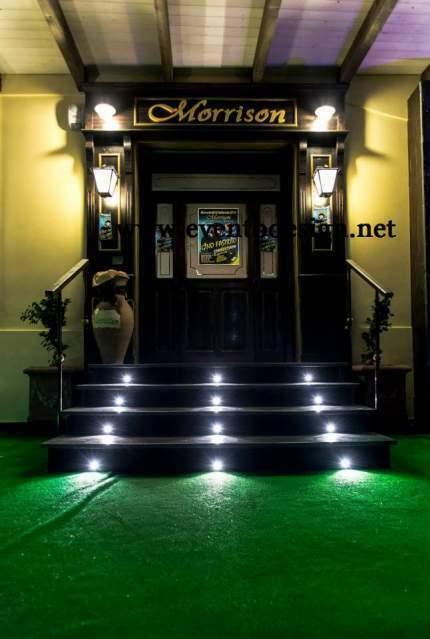 Progetto costruzioni pub in stile IRISH