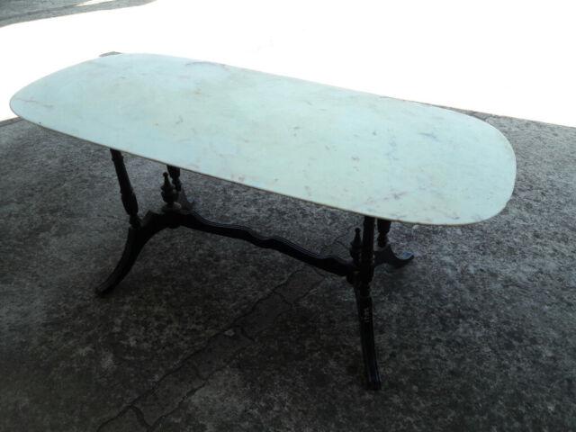 Tavolo in marmo antico
