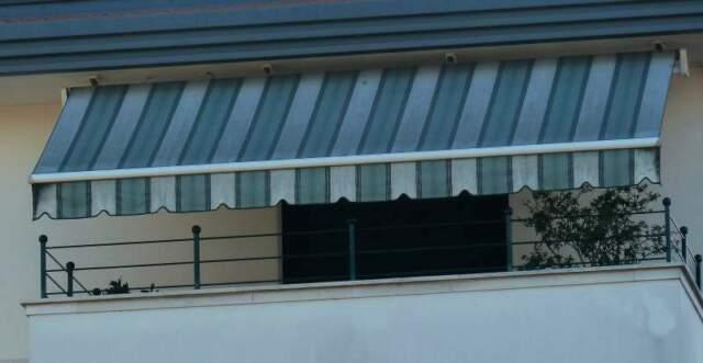 Tenda da sole per esterni ARQUATI mod. Monaco 400x150 cm.