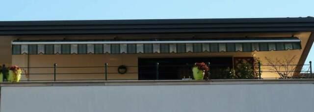 Tenda da sole per esterni ARQUATI mod. Monaco 700x250 cm.
