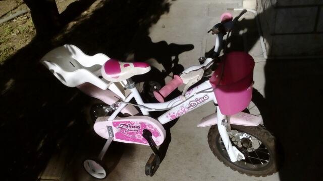 Bicicletta per bambina come nuova
