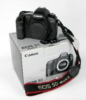 Canon 5dmkii, obiettivi e accessori
