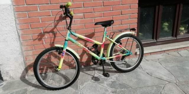 Mountain bike bambino/a