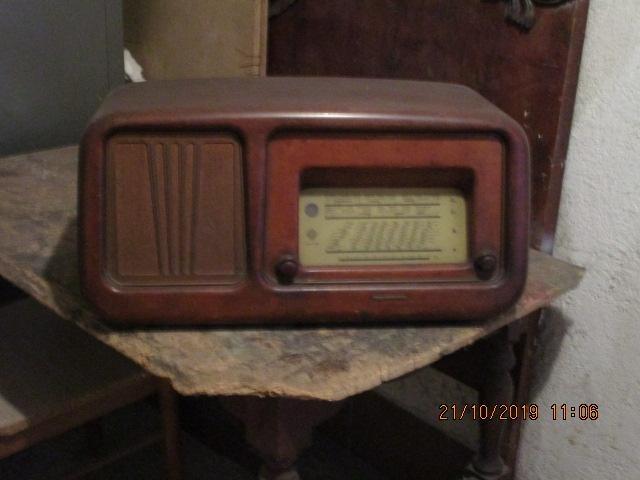 RADIO ANNI 50 VENDO