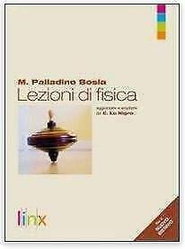 ISBN  Lezioni di fisica. M.Palladino Bosia.