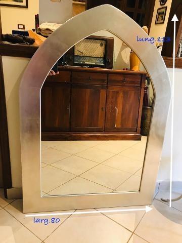 Pochette furla color argento posot class for Specchio cornice argento