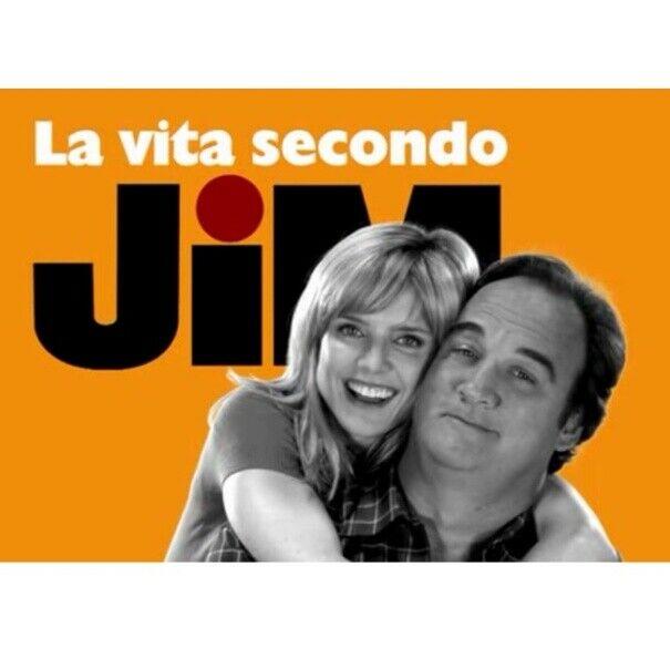 """Serie -"""" La vita secondo Jim completa """" Serie Completa"""