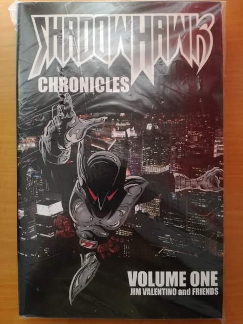 Shadowhawk chronicles volume 1 di jim valentino image comcis