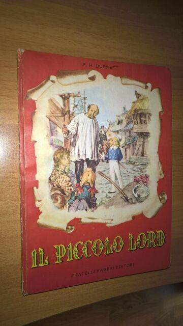 12 Il piccolo lord (Fabbri editori) i capolavori (vintage)