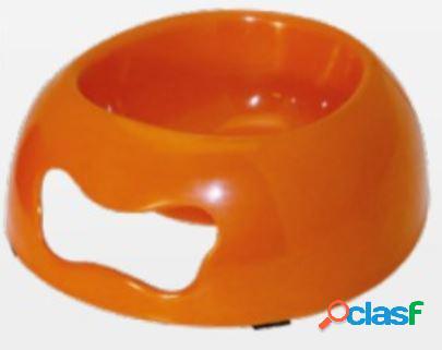 Croci ciotola per cani e gatti bon bon farfalla arancio ml