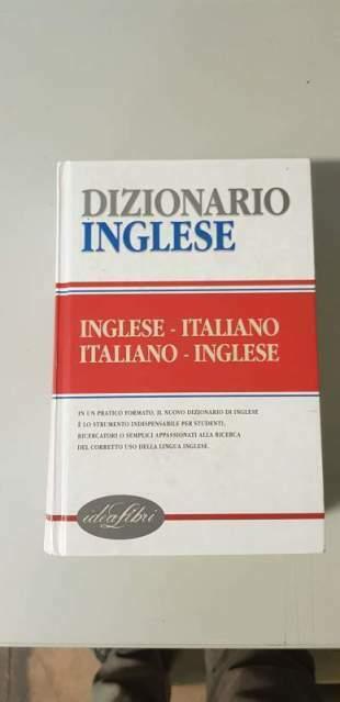 Dizionario inglese italiano - italiano inglese