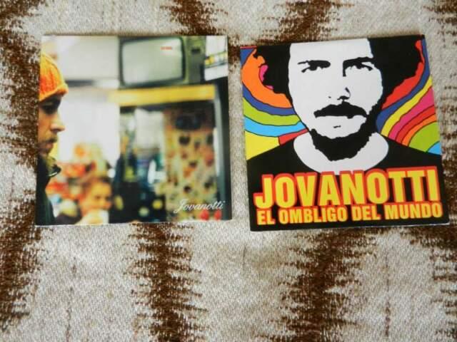 Jovanotti cds promocanta in spagnolo