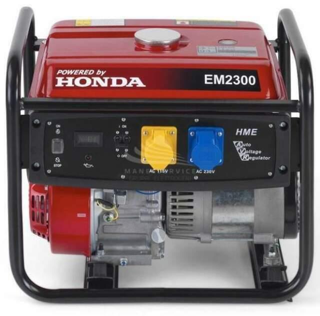 Motocoltivatore a cingoli honda posot class for Gruppo elettrogeno honda usato