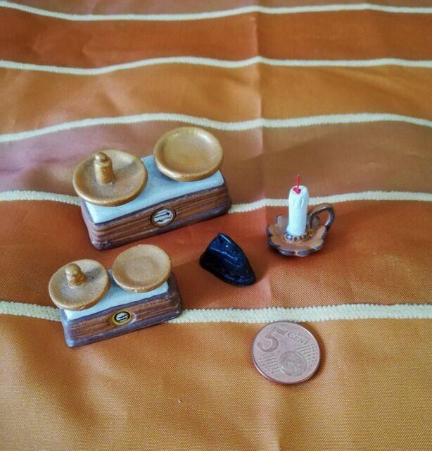 Miniature in terracotta
