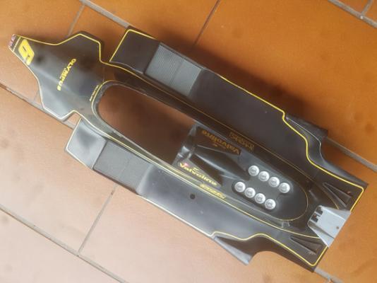 Tamiya R/C vintage F. Lotus 79 JPS