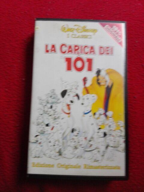 Cassette varie Walt Disney
