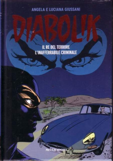 DIABOLIK (Serie Rossa)