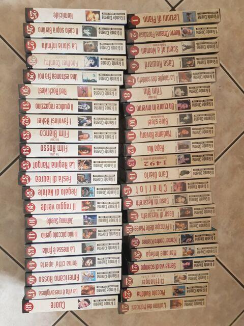 VHS Il grande cinema del corriere