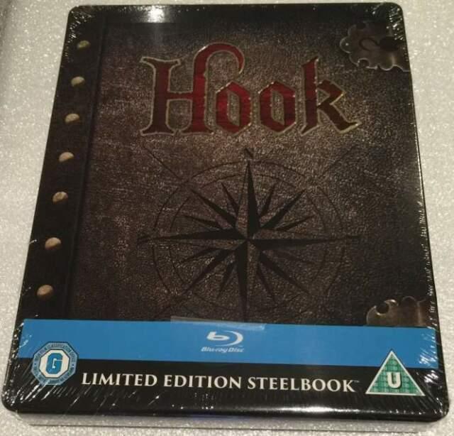 Hook Capitan Uncino Limited Edition Steelbook (Blu-Ray) ITA