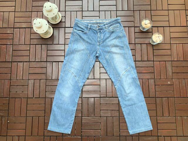 Jeans uomo 9.2 by carlo chionna taglia 33 made in italy