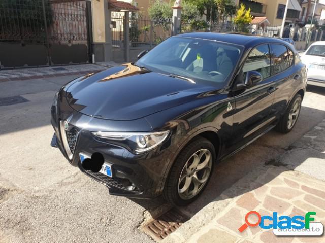 ALFA ROMEO Stelvio diesel in vendita a Afragola (Napoli)