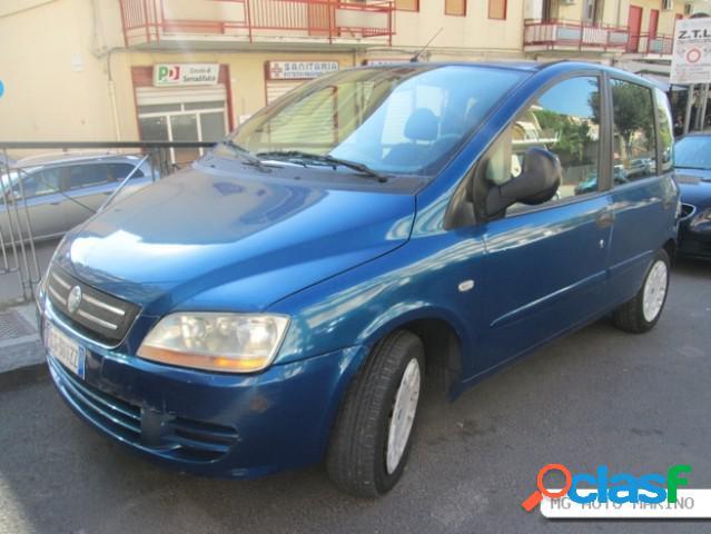 FIAT Multipla diesel in vendita a Serradifalco