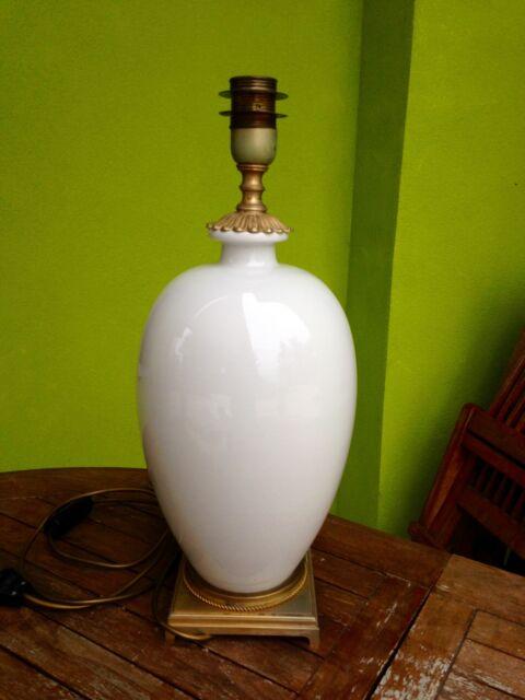 Lampada in porcellana anni '50