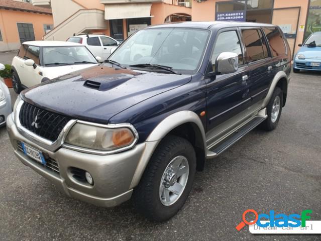MITSUBISHI Pajero diesel in vendita a Pieve a Nievole