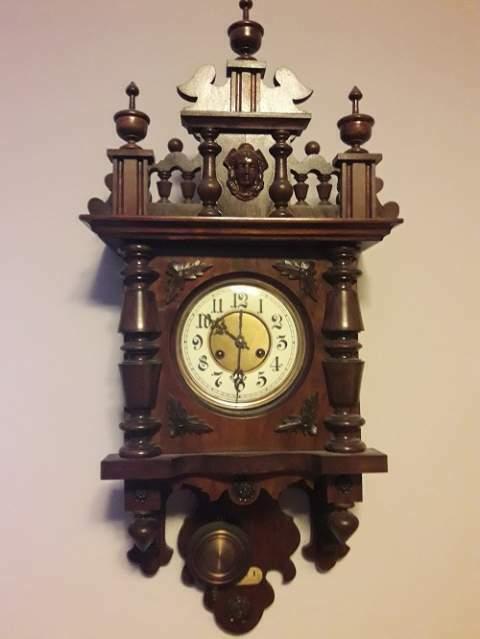 Orologio a pendolo JUNGHANS,anno