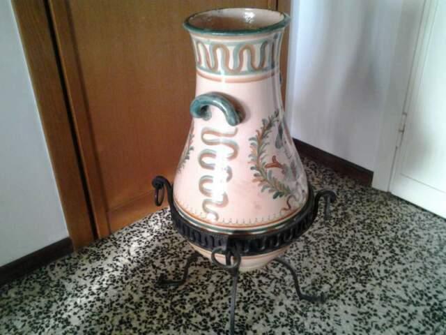 Vaso portaombrelli ceramica
