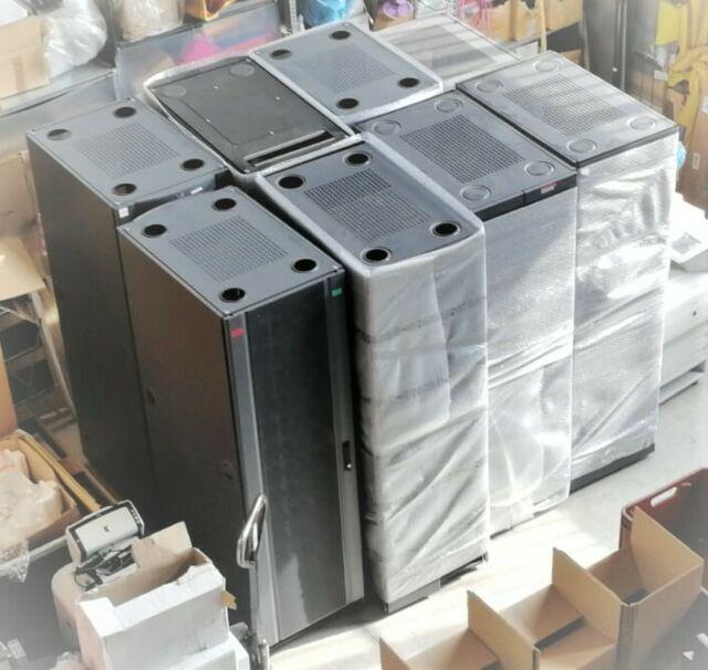 Armadio Rack x server 42 unità HP Dell Sun Compaq NetApp