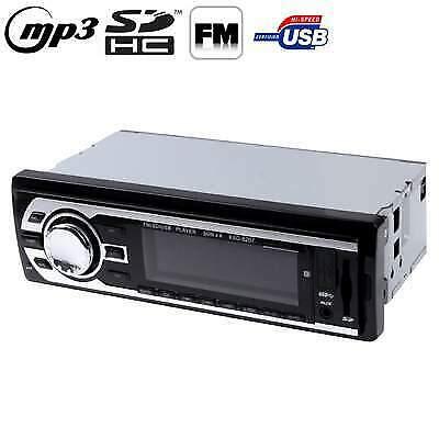 Autoradio Mp3 Usb Aux Radio FM per automobile