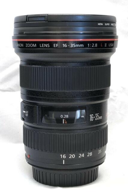 Canon EF mm f/2.8L II USM