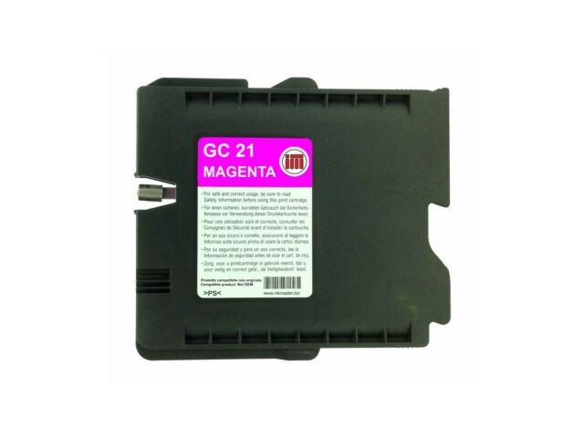 Cartuccia compatibile RICOH GC21-M MAGENTA pag.
