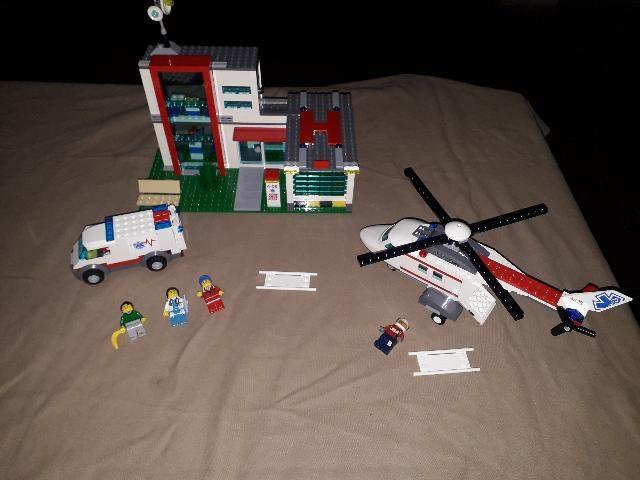 LEGO OSPEDALE