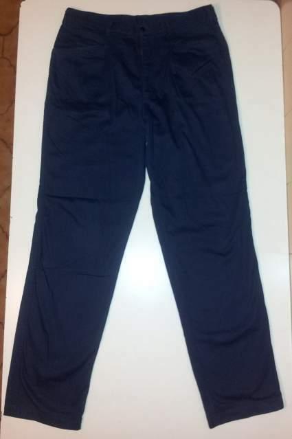 Pantaloni SPITFIRE blu taglia 48 nuovi