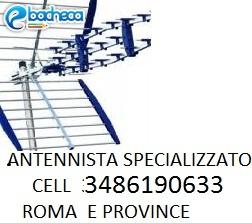 Roma elettricista a domic