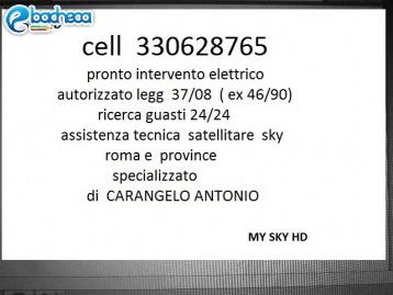 SKY hd assistenza tecnic