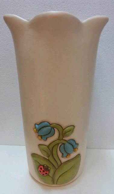 Portaombrelli in ceramica Thun nuovo con scatola mai usato