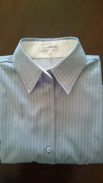 Camicia donna manica corta NARA CAMICIE - USATA